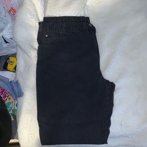 Dickies work pants, Black 42x32!
